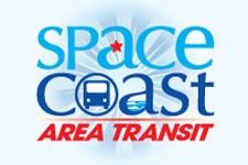 Space Coast Area Transit logo