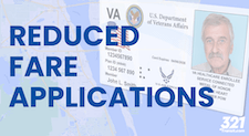 Reduced Fare Passes Application