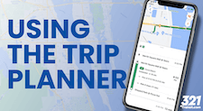 Using The Trip Planner