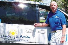 Volunteer Mike Hopkins