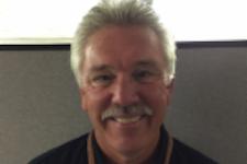 Volunteer Bruce Benedict
