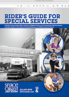 Riders Guide Cover Page