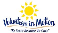 Volunteers In Motion Logo